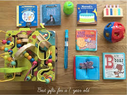 Best gifts for a 1 year old boy - C.R.A.F.T.