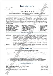 Kenan Flagler Resume Template Resume Template Part 24 17