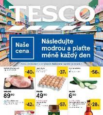 Prodejna Tesco Praha 4 Táborská Otevírací Doba Akční Letáky Slevy
