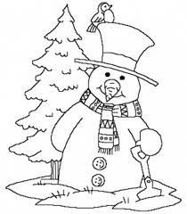 Small Picture Winter season 11 Nature Printable coloring pages