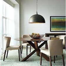 swag chandelier over dining table amazing modern floor lamp lovable home interior 11