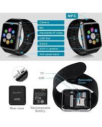 buy kmart black stylish smart watch for men w 08 online at best static daraz pk p kmart 0241