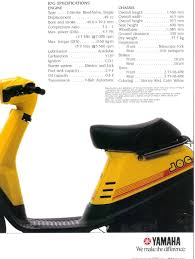general yamaha scooter information full size