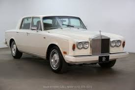 Rolls Royce Silver Shadow For Sale Car And Classic