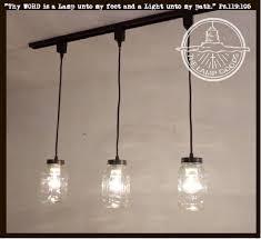 mason jar track lighting. Mason Jar Track Lighting PENDANT Trio New Quart A