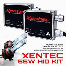 bi xenon h7 xentec 55w xenon light hid kit h1 h3 h4 h7 h11 h13 9003 9005 9006 hi