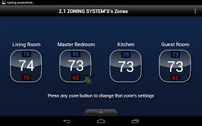 lennox icomfort e30. lennox icomfort wi-fi tablet- screenshot icomfort e30