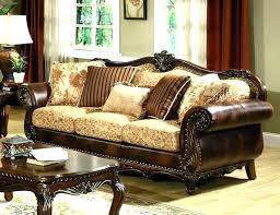 leather vs fabric sofa mixing leather and fabric furniture leather and fabric mix sofas fabric sofa