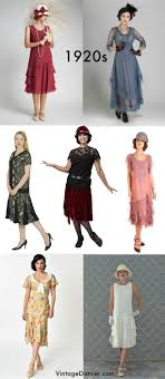 1920s Fashion What Did Women Men Wear In The 1920s 1920s Outfits
