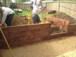 Small Picture Garden Retaining Wall Design Home Design