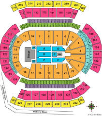Prudential Seating Chart Prudential Center Tickets And Prudential Center Seating