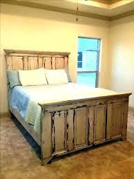 headboards making a headboard diy wood for queen beds made from doors old door