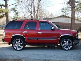 Chevrolet Tahoe 2002 review