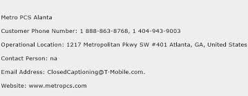 Call Metro Pcs Customer Service Metro Pcs Customer Care Rome Fontanacountryinn Com
