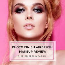 photo finish airbrush makeup kit review