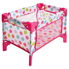 Honestly Cute Folding Crib Tar