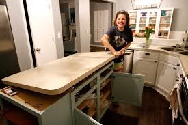 Removing Kitchen Cabinets How To Remove A Kitchen Countertop Without Damaging Cabinets