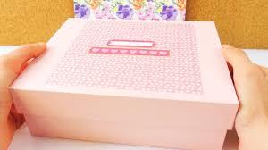 Diy Geschenkbox Für Die Beste Freundin Box Mit Schönen Ideen Für