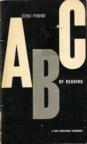 ezra pound s abc of reading cover by alvin cover covering book book cover
