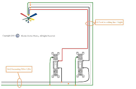 ceiling fan installation red wire wiring a ceiling fan with a red wire hunter ceiling fan