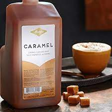 Add the ice to the blender and blend until smooth and the desired thickness you prefer. Amazon Com Fontana Tm Caramel Sauce 63 Fl Oz By Fontana Grocery Gourmet Food