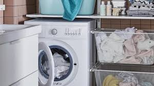 clean design nine ideas for a home laundry