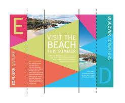 How To Make Travel Brochure How To Make An E Brochure How To Make An E Brochure Digital Travel