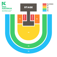 Kcon Seating Chart 2018 All The Details You Need For Kcon 2017 Australia Ticket