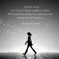 Quotes About Different Path 40 Quotes Gorgeous Life Path Quote