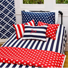 bedding set red and white bedding stars and stripes duvet dooner cover set red stunning