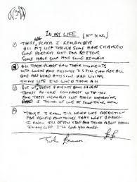 compare my proofs plus the art of john lennon hand written lyric editions