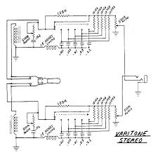 b varitone wiring diagram b automotive wiring diagrams