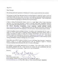 Teaching Cover Letter Ontario Examples Granitestateartsmarket Com