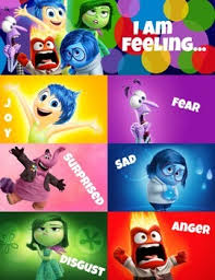 Inside Out Feelings Chart Printable Today I Am Feeling Emotions Chart Featuring Inside Out