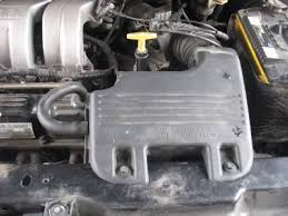 org dodge caravan transmission the first step is to remove the airbox cover this can be removed a 10mm socket under the airbox cover is the actual airbox remove the filter by