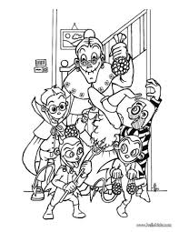 Halloween pictures to print and color free coloring pages