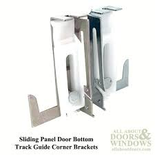 closet door guides sliding closet door guides acme sliding closet door hardware wardrobe within plan 5 closet door