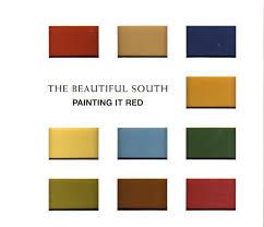The <b>Beautiful South</b> - <b>Painting</b> It Red (2000, CD)   Discogs