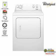 Máy sấy quần áo Whirlpool 3LWED4705FW 15 kg Giá Rẻ Tại Điện Máy Sài Gòn