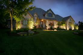 Patio Lights In Ground Shop More Powerful And Durable Outdoor Ground Lighting As