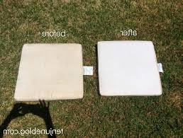 how to clean patio cushions with mildew how to clean outdoor cushions vinegar cleaning outdoor cushions