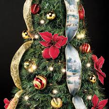 Flocked Christmas Trees Youu0027ll Love  Wayfair6 Foot Christmas Tree With Lights