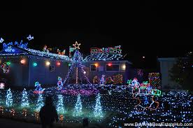 East Bay Christmas Lights Displays Best Christmas Light Displays In Fremont Newark Nearby