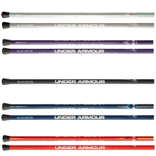 Lacrosse Shaft Weight Chart Under Armour Elevate Alloy Lacrosse Handle Longstreth Com