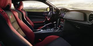 subaru brz red interior. Contemporary Brz 2018 Subaru BRZ TS With Brz Red Interior H