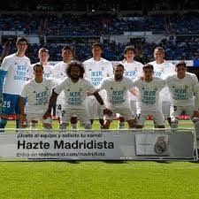 "Welcome to ~""Santiago Bernabéu""~ มาเรียโน่ยิงเบิ้ล เบียดชนะ 3-2 หลังเกม เรอัล  มาดริด vs บียาร์เรอัล @La Liga 7/05/19 - Pantip"