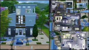 sims 4 floor plans new breathtaking modern houses with
