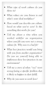 Questions To Ask On Work Experience How To Screen For Culture Fit A Whitepaper Blog