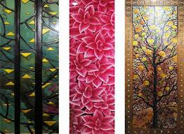 glass painting pattern ideas and