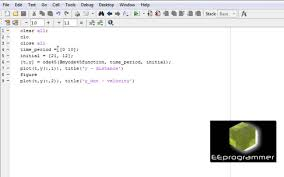 matlab tutorial solving first 1st order diffeial equation using ode45 you